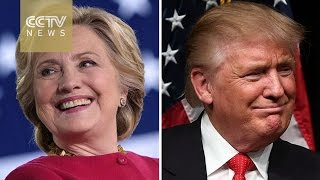 US election: Clinton and Trump face off in second presidential debate