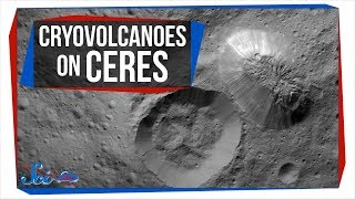 Found: Dozens of Ancient Cryovolcanoes on Ceres! | SciShow News
