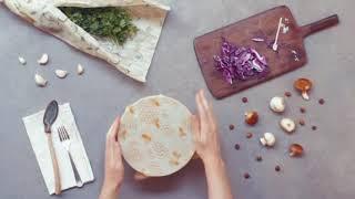 Como fechar bowls e travessas usando FAVO