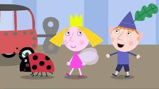 Мультфильмы Серия - Маленькое королевство Бена и Холли - Сборник 25- Мультики