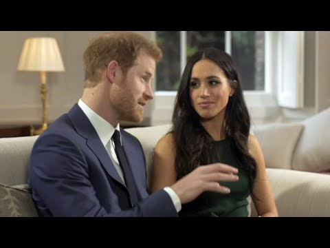 Key moments from Meghan Markle and Prince Harry's first TV