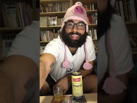 Beer Review: Organic European Pale Lager- Mill Street Brewery
