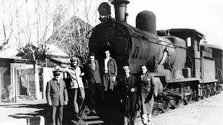 Historia de los Ferrocarriles Argentinos (1-Nacimiento)