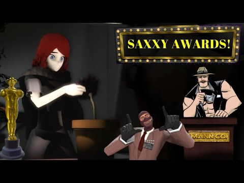 TF2: Top 5 Favorite Saxxy Awards SFM 2016!