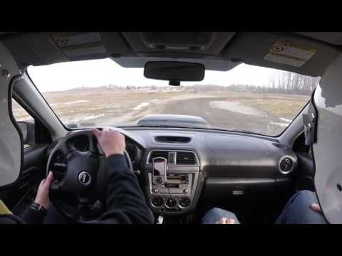 """Winter"" WRX RallyCross @CNY Raceway Park"