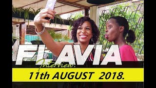 I CAN STAND FOR WOMEN, WITHOUT ABUSING MEN - FLAVIA TUMUSIIME ON CRYSTAL 1 ON 1 [ 11TH AUGUST 2018 ]