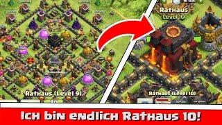 Clash of Clans | Ich bin endlich Rathaus 10! | Reazor [Deutsch/German|HD]