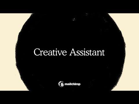 Use Mailchimp's Creative Assistant
