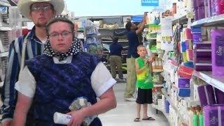 Walmart vs. Petco....Italian Greyhounds go shopping