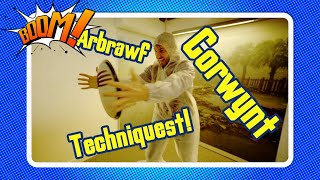 Peiriant Corwyntoedd Techniquest | Hurricane Machine Experiment!