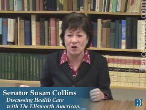 Susan Collins Likely Gearing Up for Maine Gubernatorial Candidacy