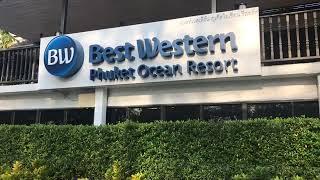 Best western Phuket ocean resort отель