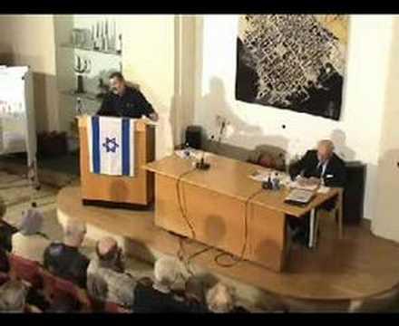 Willoch Og Rødner Debatterer Midtøsten-konflikten (1/9)