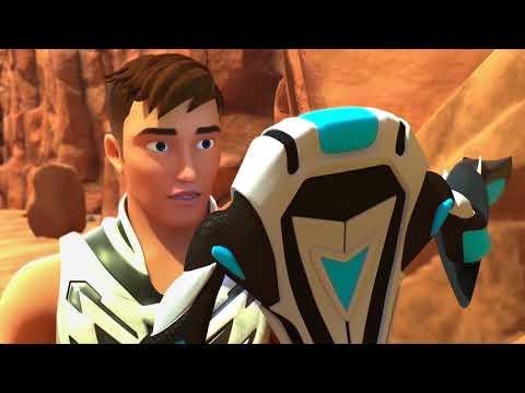 Max Steel: Filme Força Turbo Parte 2