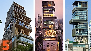 Top 5 Most Expensive Houses In The World 2017