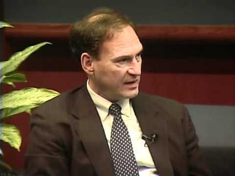 Lives in the Law | Associate Justice Samuel Alito