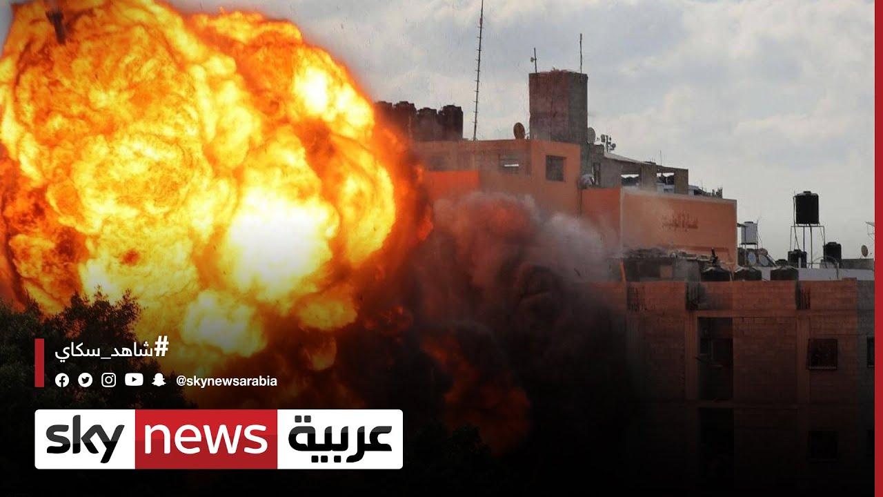 إسرائيل تعلن استهدفها لمنازل قياديين بحماس  - نشر قبل 2 ساعة