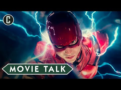 Justice League Trailer Review & Reaction - Movie Talk