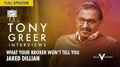 What Your Broker Won't Tell You (w/ Jared Dillian) | Tony Greer Interviews