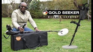 One of our customers from Somalia gives an overview about Gold Seeker device