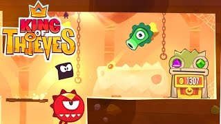 Let's Play King of Thieves - Part 1: First 20 Minutes of Sneaky Stealing