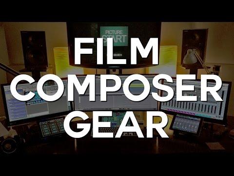 Film Composer Gear