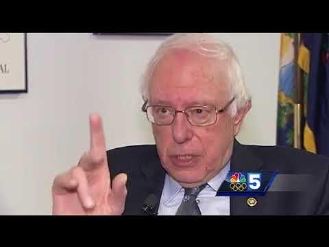 Interview with Sen. Sanders