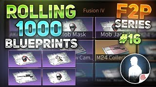 ROLLING 1000 FORMULA SHARDS! LVL 30 CRAFTING! - F2P SERIES - NOOB TO PRO PART #16 - LifeAfter