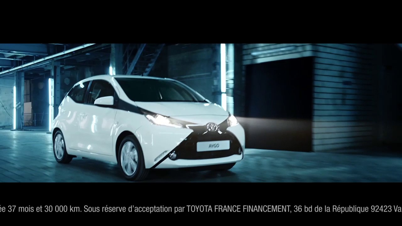 toyota aygo x play pub tele - youtube