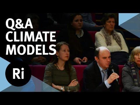 Q&A - How To Build a Climate Laboratory - with Julia Slingo