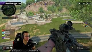 Helicopter Vs ATV Sticky Grenade // Call of Duty // Black Ops 4 // Blackout // Battle Royal