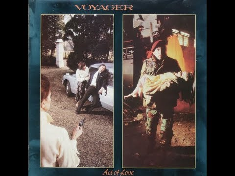 Voyager - Act of Love (Full Album)