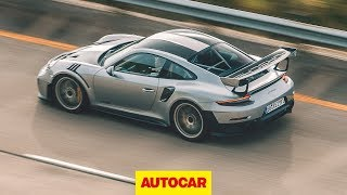 porsche 911 gt2 rs review   most powerful 911 driven   autocar