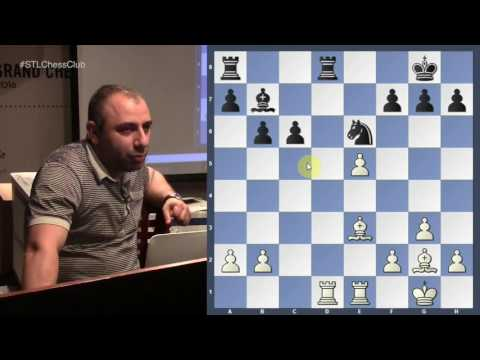 Akobian vs. Miyasaka, World Open 2016   Mastering the Middlegame - GM Varuzhan Akobian