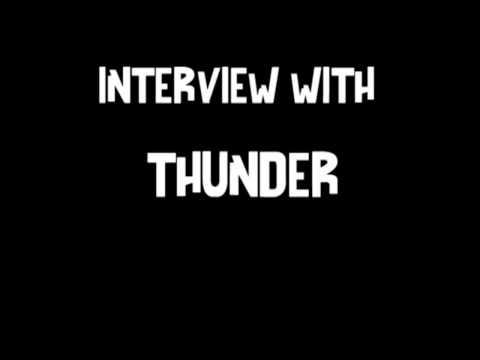 Thunder interview