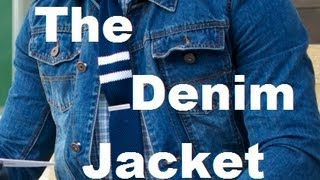 What Pants To Wear With Denim Jacket: Men