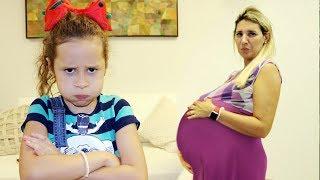 Vou ter uma irmãzinha - Mamãe está grávida PARTE 1