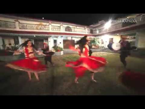 Dance on 'Nagada Sang Dhol' Covered & Choreographed by Shikha Kapadia