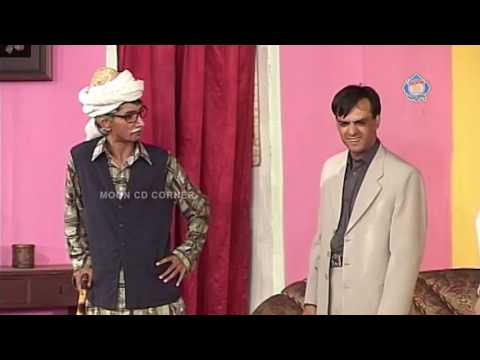 Best Of Saleem Albela - New Pakistani Stage Drama  - Full Comedy Clip