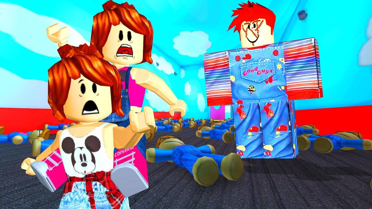 Roblox - ESCAPE DA LOJA DE BRINQUEDOS (Escape Toys R Us ...