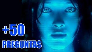 Hablando con Cortana a Solas más de 50 preguntas Windows 10 español
