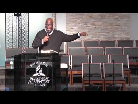 SERMON   God Restores - Pastor Andre Anderson - Part 1