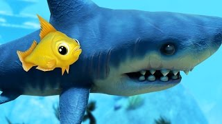 SHARK BODYGUARD - Feed and Grow Fish ONLINE MULTIPLAYER - Part 17 | Pungence