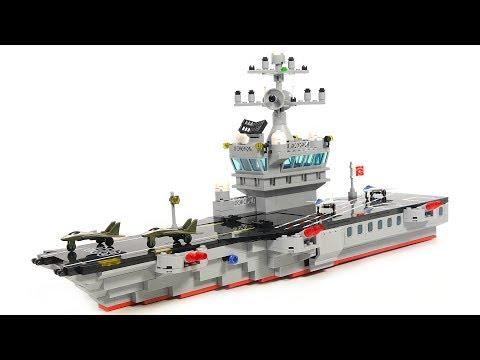 Enlighten brick Combat Zones 826 Aircraft Carrier