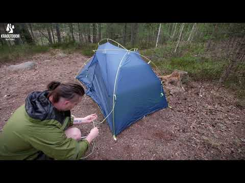 Jack Wolfskin exolight II tent YouTube