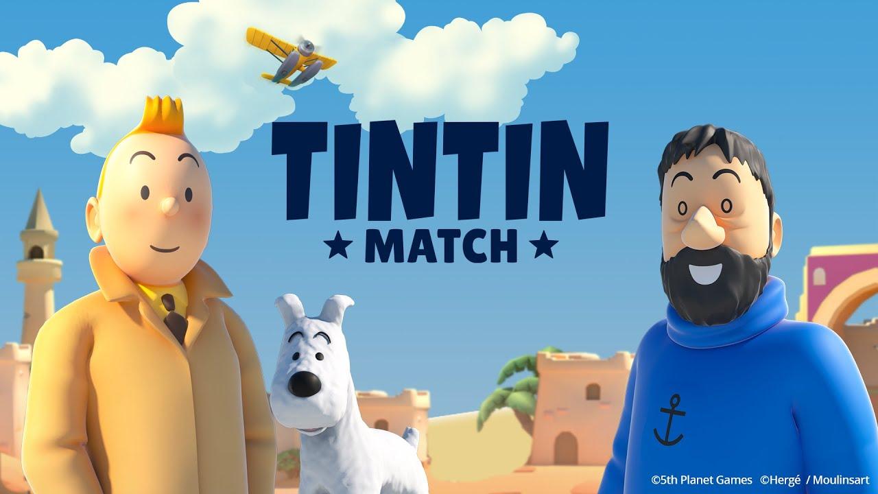 Tintin Match trailer