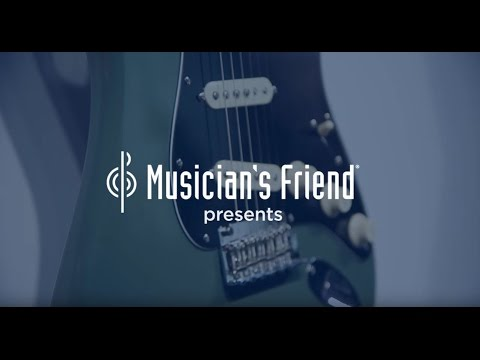 Fender American Professional Series Electric Guitars - V-Mod and ShawBucker Pickups with Tim Shaw