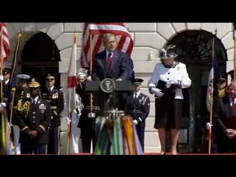 Her Majesty the Queen visits the USA - Part 2 of 2