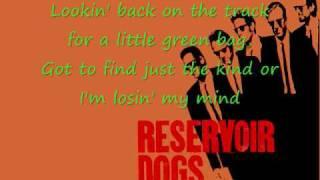 Little Green Bag Lyrics