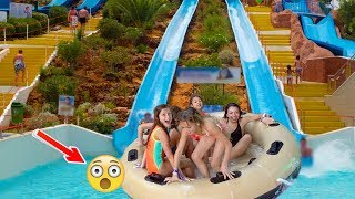 EPIC WATERPARK DAY W/ Hayley Leblanc & Coco Quinn!!! | Familia Diamond